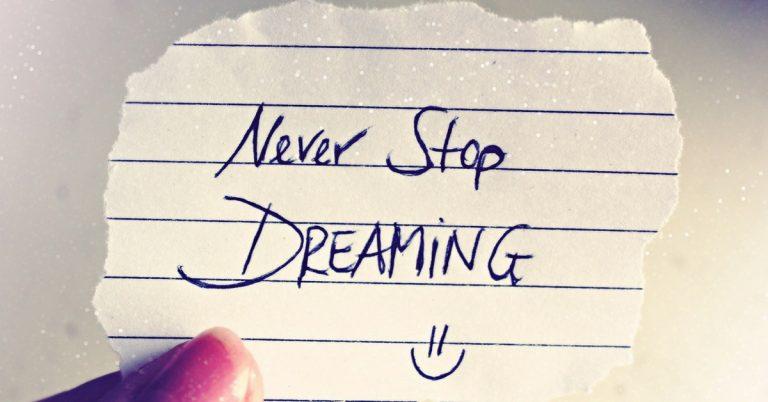 Unelmointi – Mitä sillä tehdään?