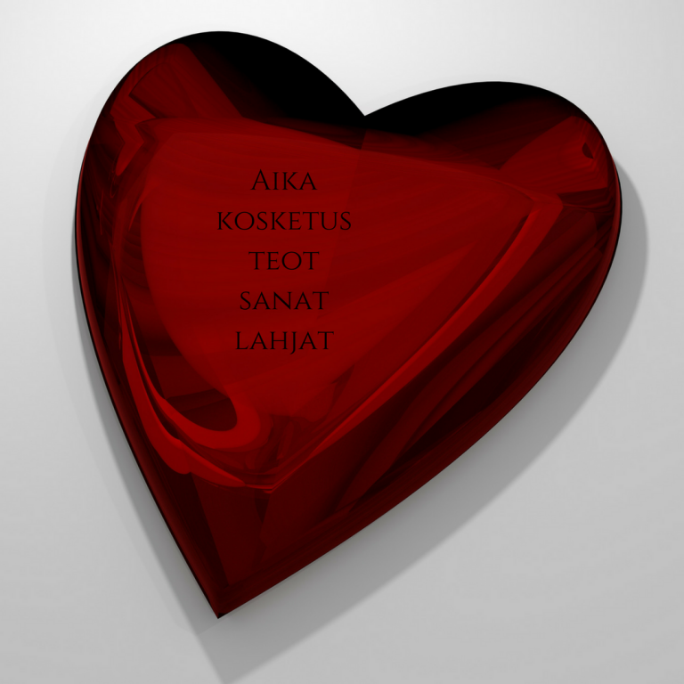 Rakkauden 5 kieltä