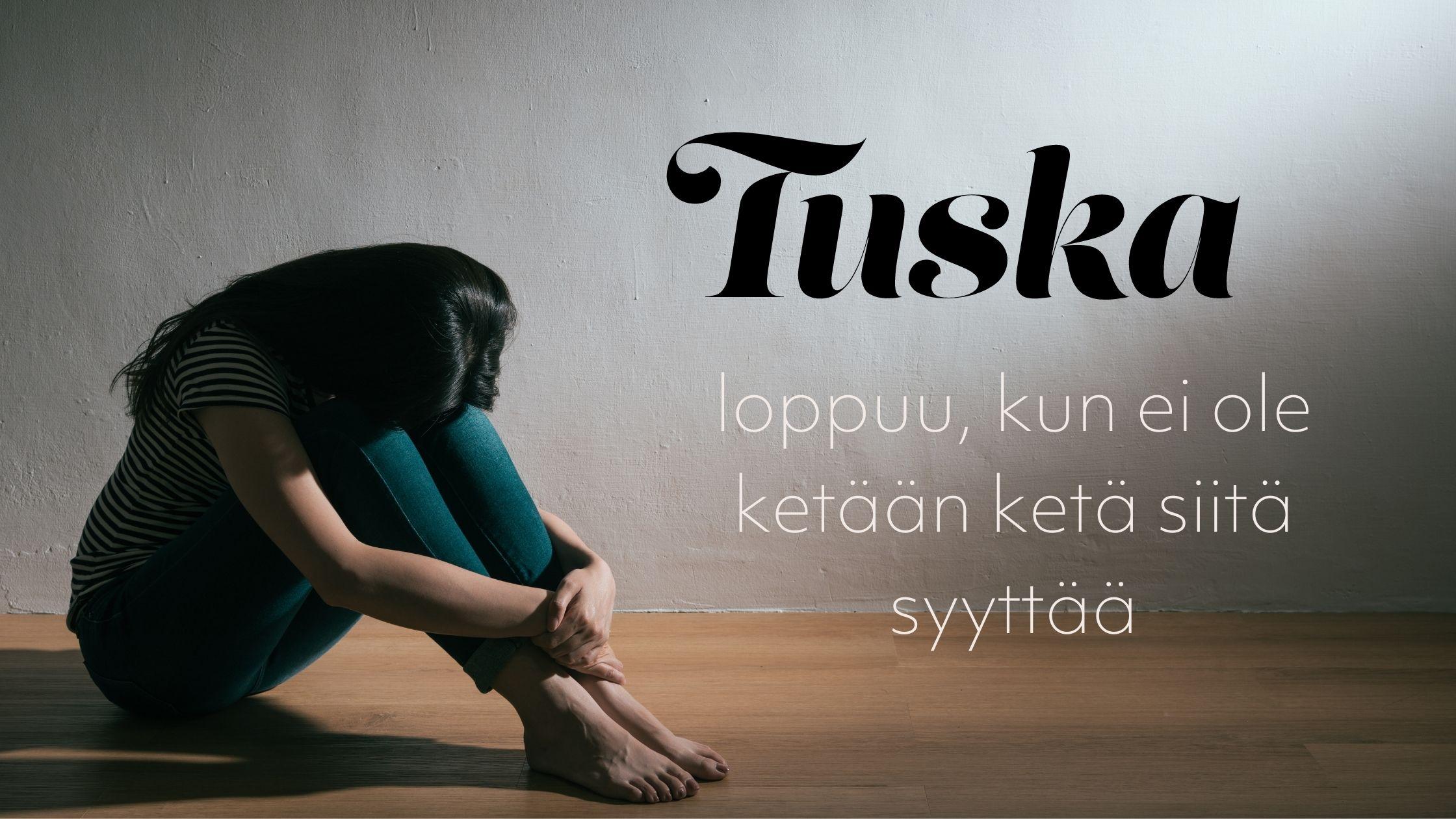 Read more about the article Syyllisyys ja tuska